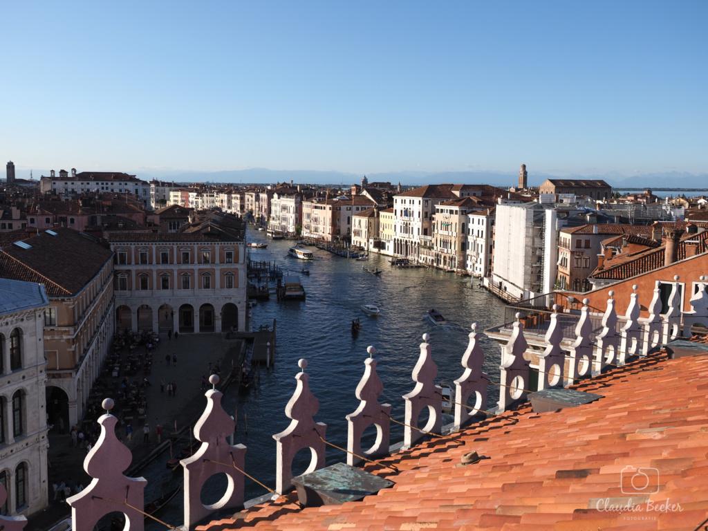 Venedig-über-den-Dächern