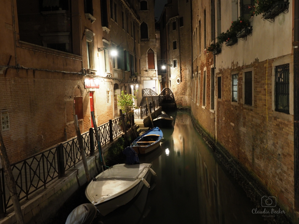 Venedig-Abendstimmung
