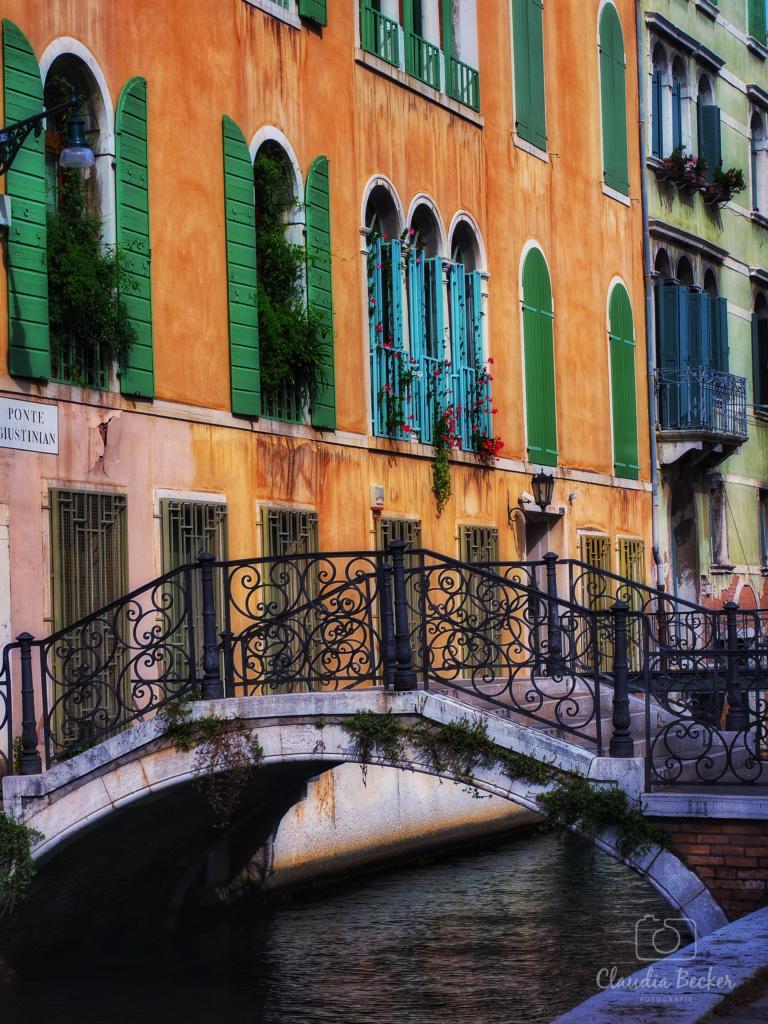 Venedig-Brücke