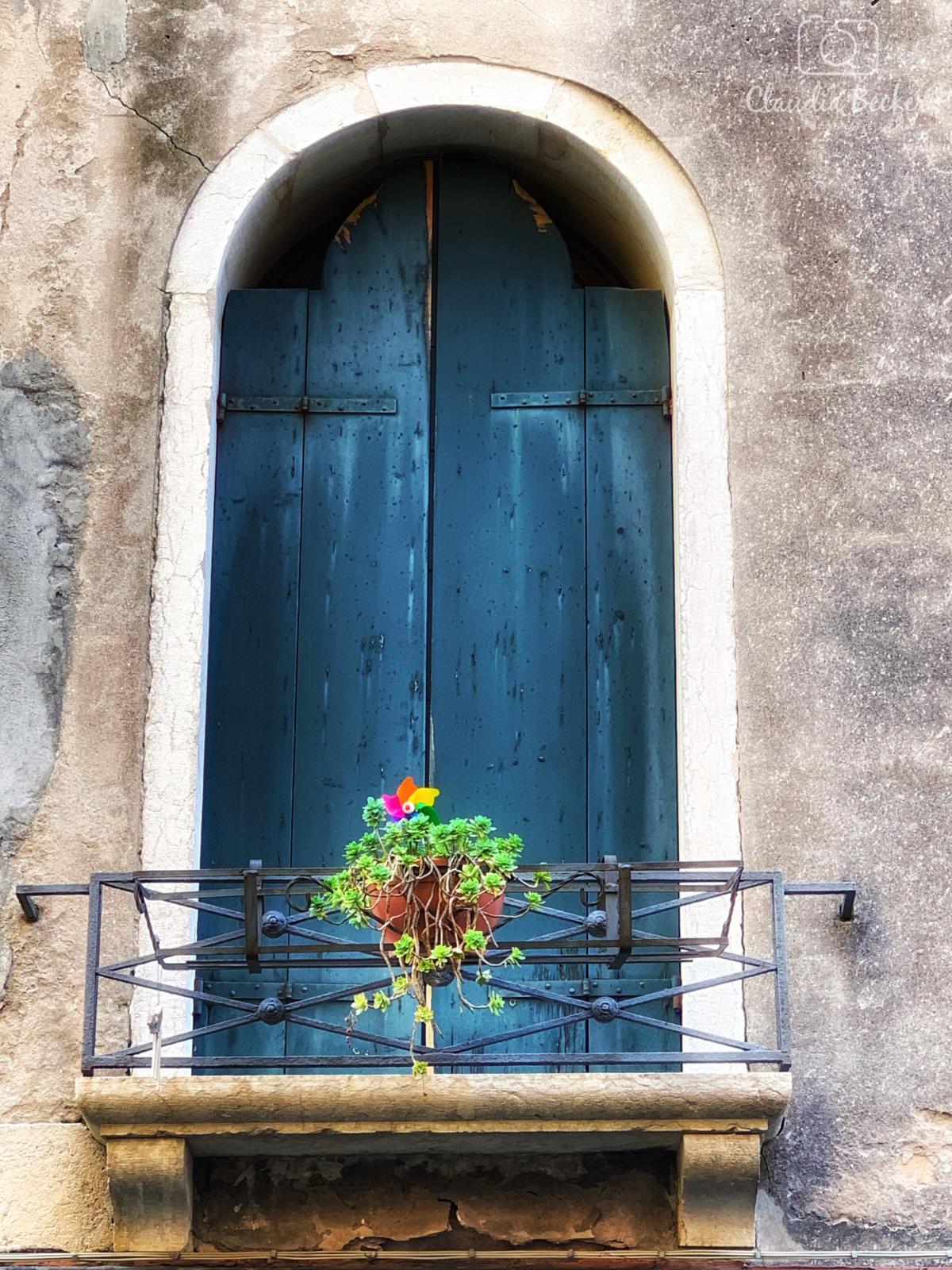 Venedig-Fenster