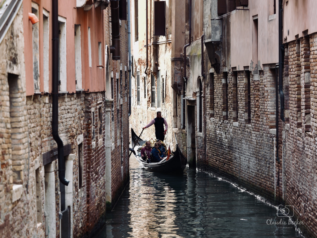 Venedig-Gondelfahrt