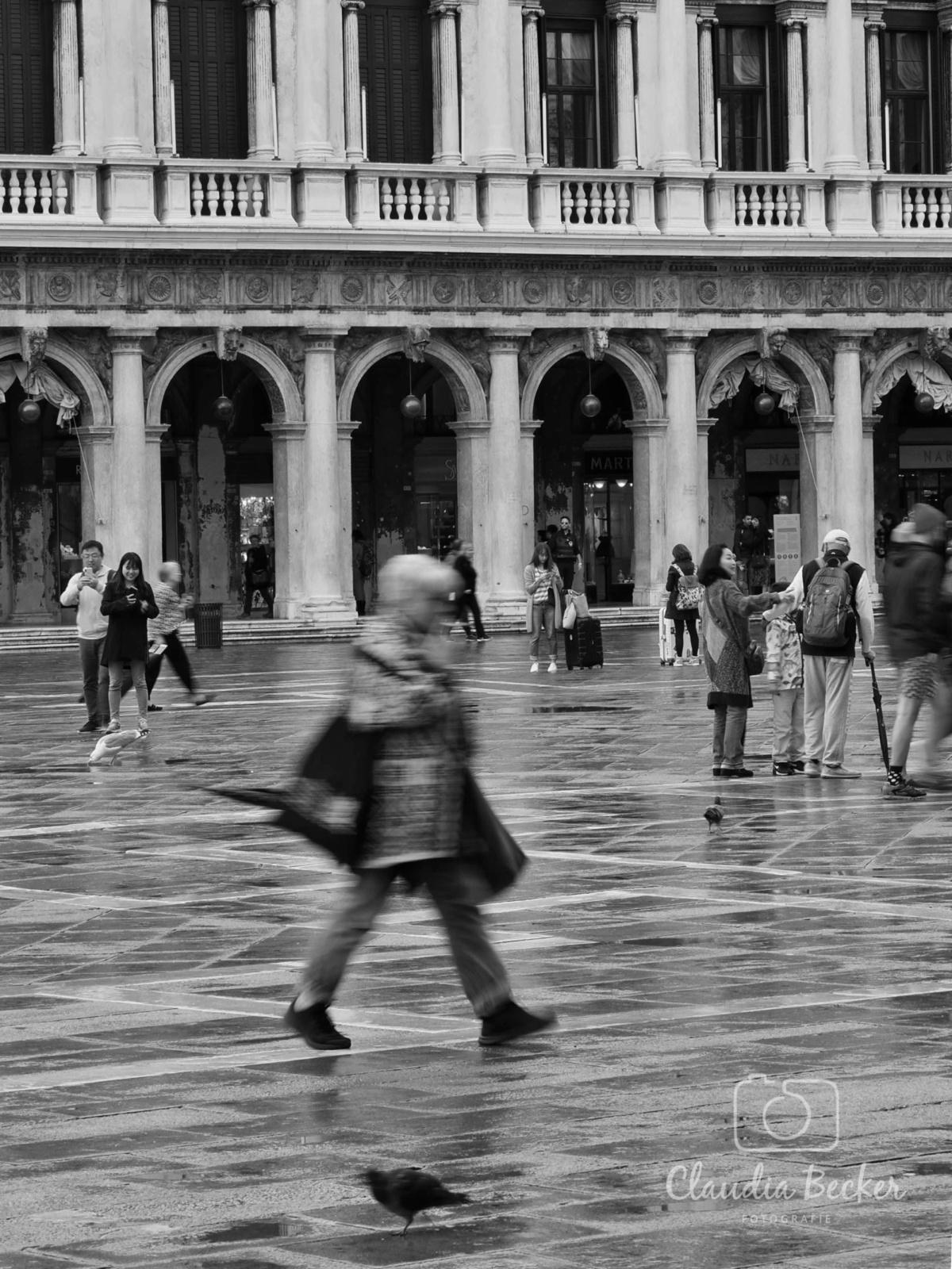 Venedig-Markusplatz